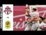 HIGHLIGHTS: Toronto FC vs. Nashville SC   August 01, 2021