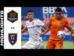HIGHLIGHTS: Houston Dynamo FC vs. Real Salt Lake   July 31, 2021