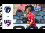 HIGHLIGHTS: Sporting Kansas City vs. FC Dallas   July 31, 2021