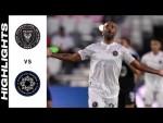 HIGHLIGHTS: Inter Miami CF vs. CF Montréal   July 31, 2021