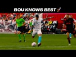 Gustavo Bou scores an unstoppable rocket!