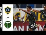 HIGHLIGHTS: LA Galaxy vs. Portland Timbers | July 30, 2021