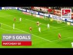Top 5 Goals Bundesliga 2 – Monster Long Range Goal & More | Matchday 02 - 2021/22