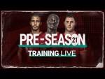 Live Training: Liverpool prepare for Bologna in Evian