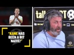 """""""KANE'S BEEN A BIT NAIVE!"""" Andy Townsend thinks Harry Kane will struggle to leave Tottenham!"""