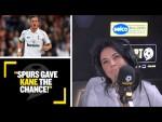"""SPURS GAVE KANE THE CHANCE!"" Tottenham fan SLAMS Harry Kane for not turning up to training ground"