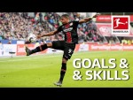 Leon Bailey • Magical Skills and Goals