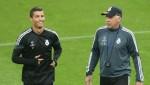 Carlo Ancelotti denies trying to bring Cristiano Ronaldo back to Real Madrid