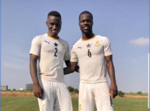 Richard Boadu, Mudasiru Salifu, two others handed Black Stars B call up - Reports