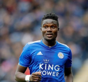 Ghana's Daniel Amartey set to keep Leicester City starting role in game against Man City on Saturday