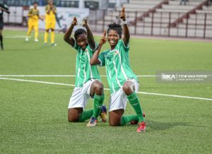 CAF Women's Champions qualifier: Milot Pokuaa scores brace to help Hasaacas Ladies seal semi-final berth with win over AS Police