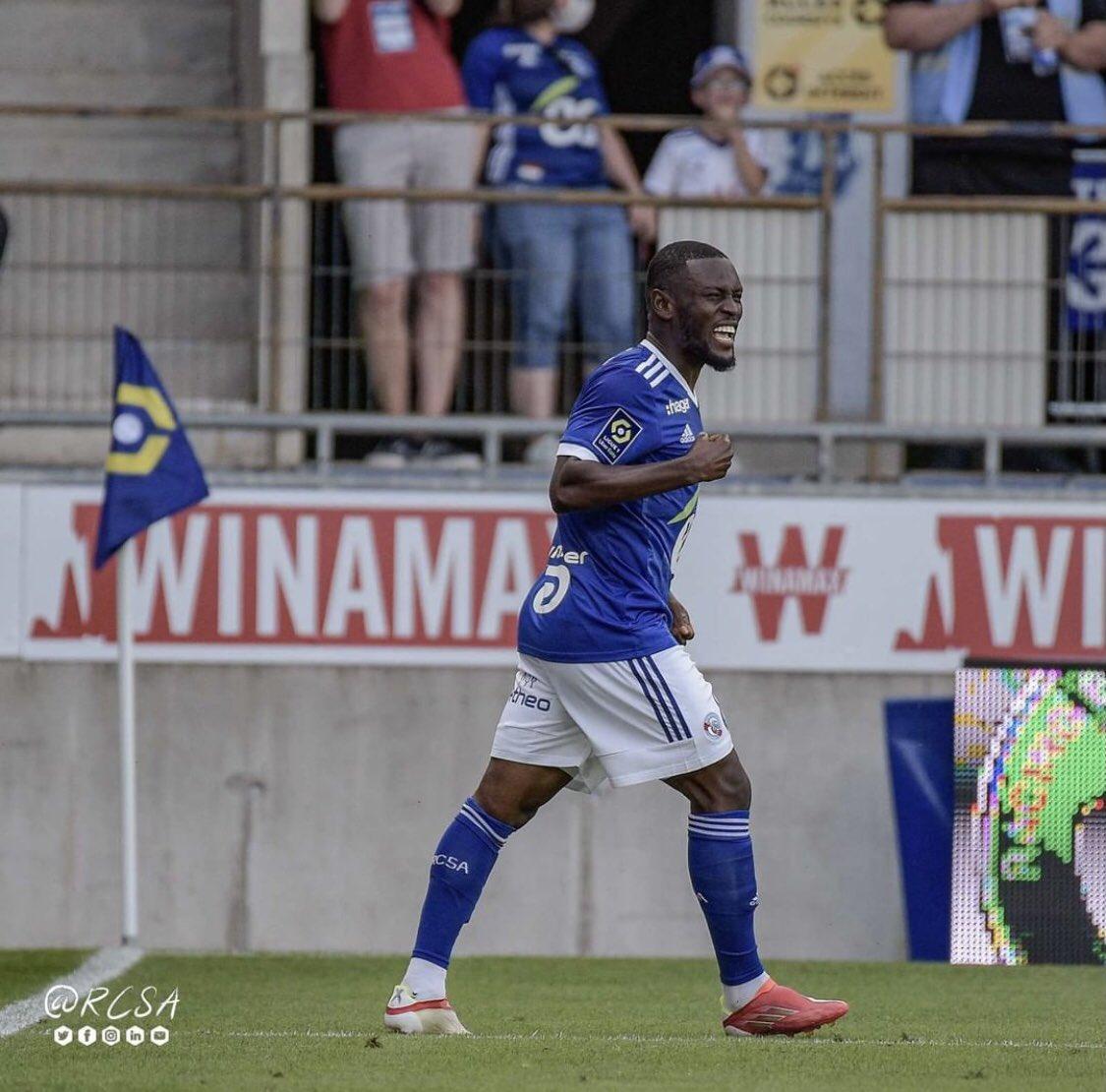 VIDEO: Ghana striker Majeed Warris on target for Strasbourg in pre-season win against Freiburg