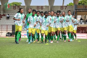 LIVESTREAM: Hasaacas Ladies v USFA – CAF Women's Champions League