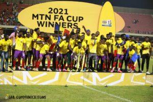 Kotoko congratulate rivals Hearts of Oak for winning GPL, MTN FA Cup this season