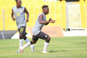 Justice Blay will return to Black Stars soon, says father