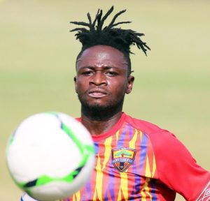 South Africa v Ghana: Hearts of Oak skipper Fatawu Mohammed set to replace Yiadom at right-back