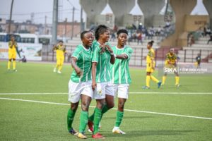 CAF Women's Champions League qualifier: Hasaacas Ladies to face Burkinabé side USFA in semis today