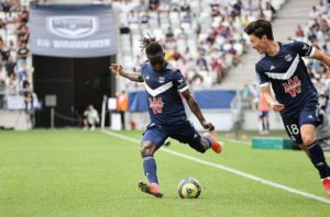 Isolated Gideon Mensah to miss Bordeaux's game against Saint-Etienne