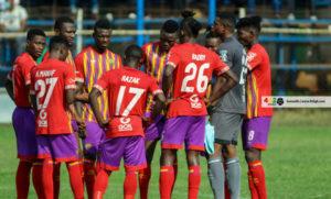 Hearts v Wydad: Coach Samuel Boadu names starting eleven to do battle for Phobians – CAF CL