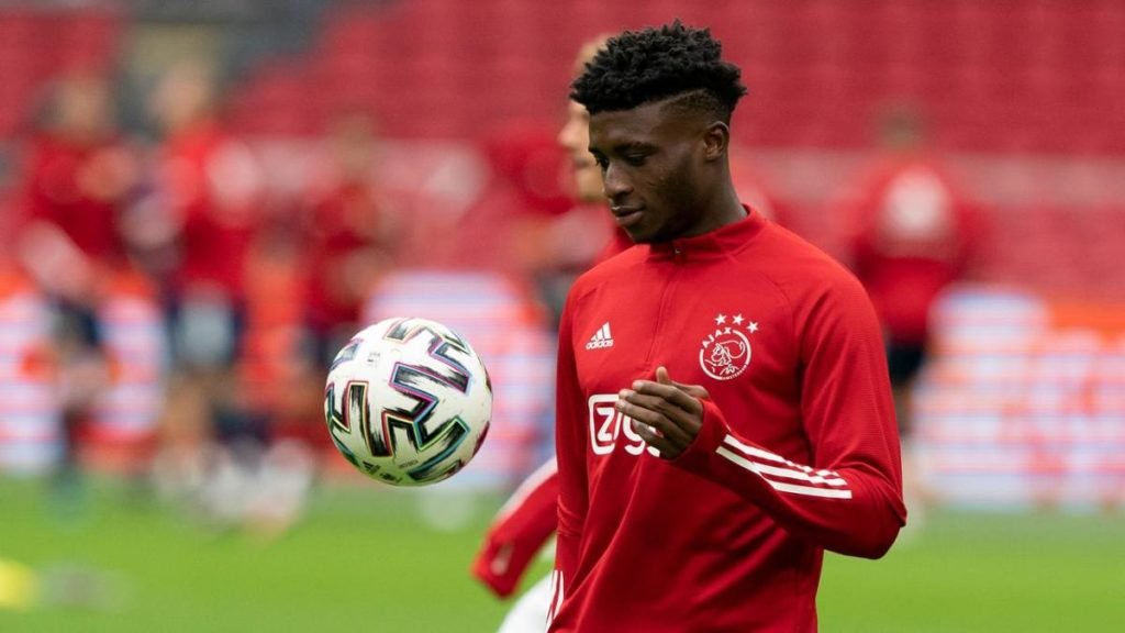 Injured Mohammed Kudus to miss Ajax's Cup match against PSV on August 7
