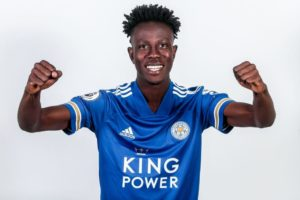 Ghanaian attacker Kamal Sowah excited with return to Leicester after loan spell last season