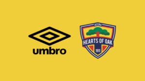 Hearts of Oak to unveil new UMBRO jerseys for 2021/22 GHPL season today