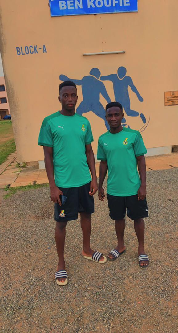 Oppong and Haruna called up by Ghana U-20