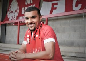 VIDEO: English outfit Crawley Town unveil new signing Kwesi Appiah