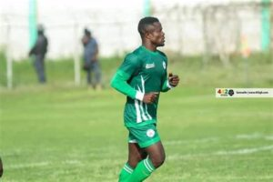 Great Olympics set to sign Frimpong Boateng from King Faisal