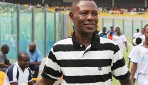 Augustine Evans Adotey is eager to return to Medeama SC