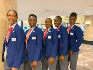 African women referees make Olympic history