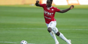VIDEO: Ghanaian midfielder Yaw Yeboah scores as Wisla Krakow beat Gornik Leczna