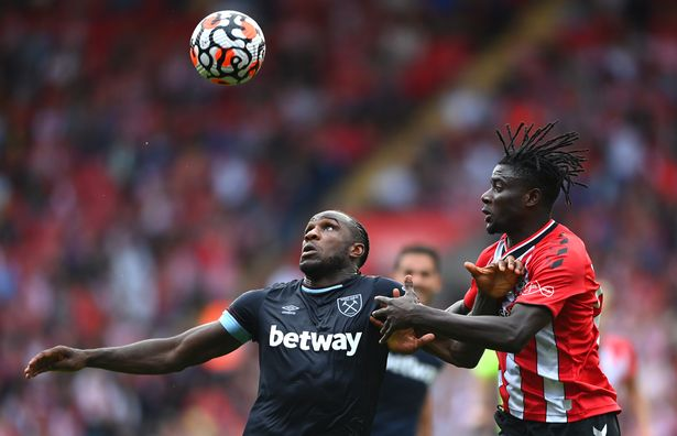 Ghanaian defender Mohammed Salisu earns praise from Ian Wright after top performance against West Ham