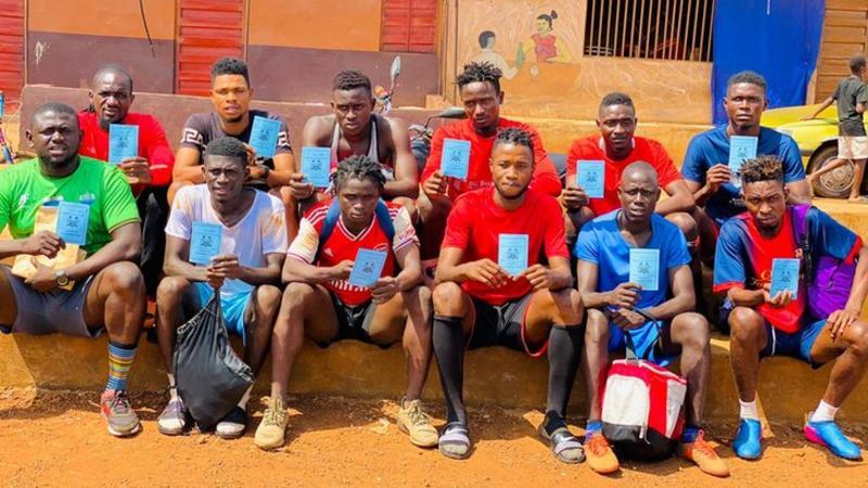 Football returns to Sierra Leone amid COVID vaccination controversy