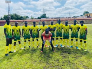 CAF CL: Hearts of Oak opponent CI Kamsar draw 1-1 with WAC in a friendly