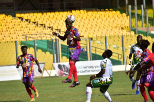 HIGHLIGHTS: Supreme Hearts of Oak beat CI Kamsar 2-0 in CAF Champions League prelims