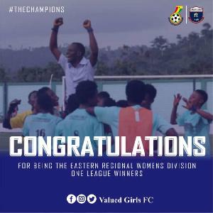 Valued Girls FC defiant of Women's Premier League qualification