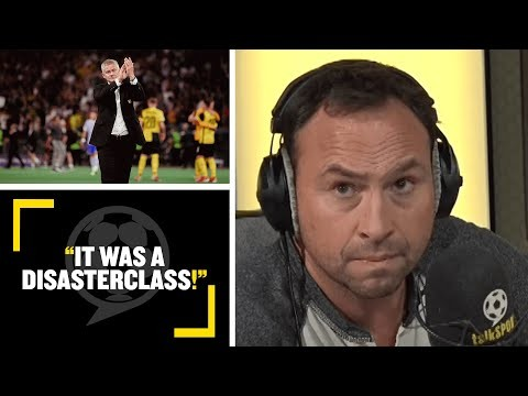 """""""IT WAS A DISASTER-CLASS!""""👎 Jason Cundy SLAMS Man Utd & Solskjaer for Young Boys defeat!"""