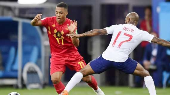 PREMIER - Youri Tielemans cast doubt over his future at Leicester