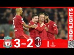 Highlights: Liverpool 3-2 AC Milan   Henderson completes stunning comeback