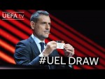 #UEL GROUP STAGE DRAW 2021/22