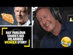HILARIOUS!🤣 Ray Parlour shares his hilarious Arsène Wenger story involving Apple Pie...