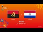 Angola v Paraguay   FIFA Futsal World Cup 2021   Full Match