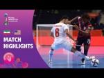 IR Iran v USA   FIFA Futsal World Cup 2021   Match Highlights
