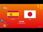 Espanha v Japão   Copa do Mundo FIFA de Futsal de 2021   Partida completa