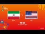 IR Iran v USA   FIFA Futsal World Cup 2021   Full Match