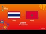 Thailand v Morocco   FIFA Futsal World Cup 2021   Full Match