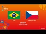 Brasil v República Checa   Copa do Mundo FIFA de Futsal de 2021   Partida completa