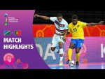 Solomon Islands v Portugal   FIFA Futsal World Cup 2021   Match Highlights