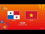 Panama v Vietnam   FIFA Futsal World Cup 2021   Full Match